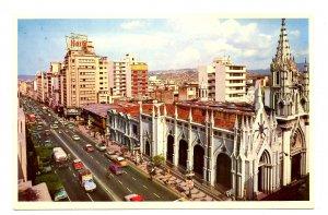 Venezuela - Caracus. Santa Capilla, Gothic Monument