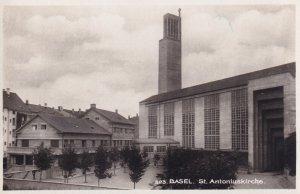 RP; BASEL, Switzerland, 1920-1940s; St. Antoniuskirche