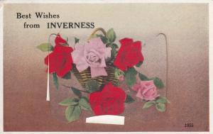 Postcard W/ 12Pop-Out Views, Scotland, UK, PU-1949