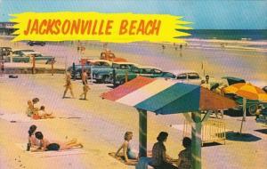 Florida Jacksonville Beach 1964