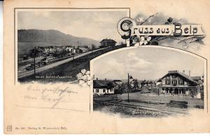 Gruss au Belp