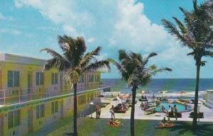 Florida Miami Beach Whispering Palms Resort Motel