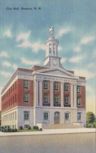 New Hampshire Nashua City Hall