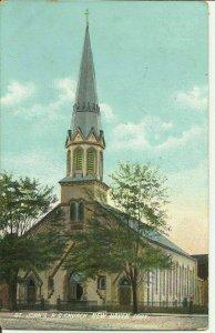 New Haven, Conn., St. John's R.C. Church