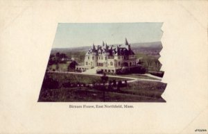BIRNAM HOUSE by ARCHITECT BRUCE PRICE EAST NORTHFIELD, MA THE CHATEAU