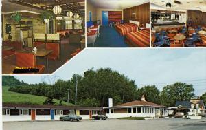Motel et CHEX PIERRE , La Malbaie , Quebec , Canada , PU-1987