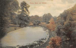 Copenhagen Denmark~Vedbæk Pond Panorama~1908 Postcard