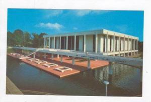 Robert Muldrow Cooper Library, Clemson University, Clemson, South Carolina, 1...