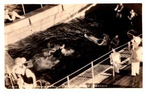 S.S.Mariposa , 1st Class Swimming Pool  , RPC