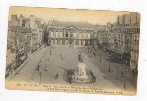 Le Havre  , France , 00-10s   Old Market Square