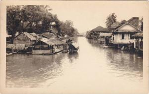 RP: House boats , Indonesia , 00-10s