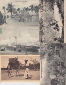 SENEGAL 60  AFRIQUE Cartes Postales Mostly 1900-1940.