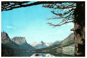 Lot 13 Glacier National Park Montana Postcard