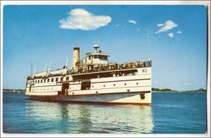 Martha's Vineyard, Nantucket Steamer, New Bedford