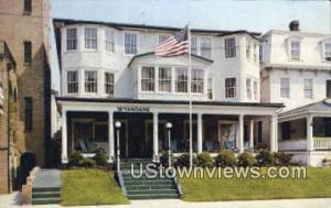 Hotel Wyandank Asbury Park NJ Unused