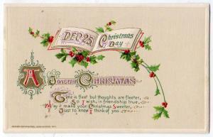 Joyous Christmas by John Winsch
