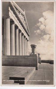 RP  VICTORIA , Australia, 1930s ; National War Memorial ; North Portico