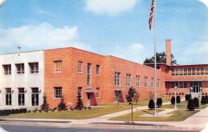 Westfield New Jersey Holy Trinity High School Vintage Postcard K45841