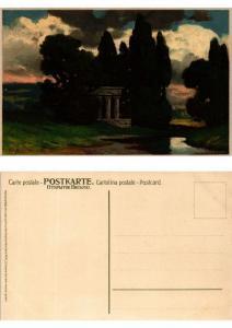 CPA Einsame Gestade Meissner & Buch Litho Serie 1441 (730541)