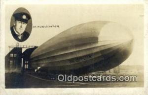 Dr. Hugo Eckener, Graf Zeppelin  Postcard Post Card, Carte Postale, Cartolina...