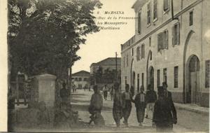 turkey, MERSIN MERSINA, High Street Promenade with People (1910s)