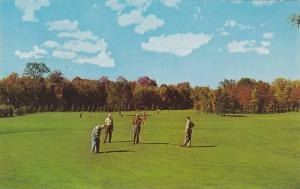 7th hole Lachute Golf Course , LACHUTE ,  Quebec , Canada , 1983