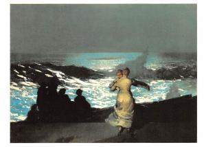 Winslow Homer - Summer Night