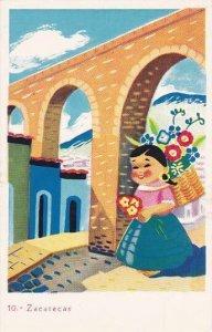 Mexico Zacatecas Local Costume
