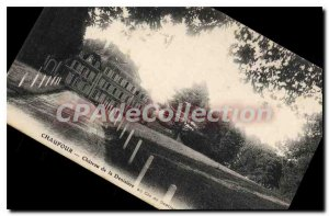 Old Postcard Chaufour Chateau of Denisiere