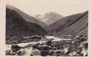 RP, Rio, Cerro Morado Los Andes, Chile, 1910-1930s