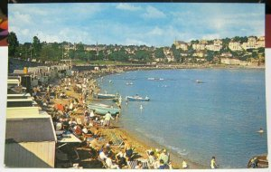 England Torre Abbey Sands Torquay - unposted