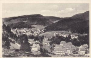 Schonhofsblick, Bad Grund im Oberharz (Lower Saxony), Germany, 1910-1920s