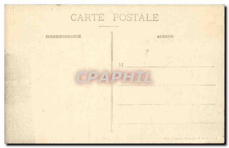 Old Postcard Le Marais le chateau