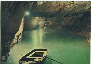 Switzerland, Saint-Leonard, Valais, Lac Souterrain, unused Postcard