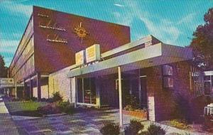 New York Massena The Schine Inn 1969