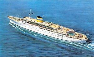 AS Berge Sigval Bergesen Bergensfjord Line Ship Unused