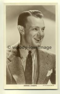 b0023 - Film Actor - Dennis O'Keefe - Picturegoer Postcard 1272