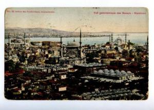 150691 TURKEY Constantinople Vintage real posted postcard