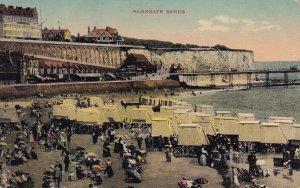 RAMSGATE, Kent, England, PU-1919; Ramsgate Sands