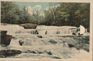 JACKSON , New Hampshire, 1901-07 ' Jackson Falls , Pop-out Views