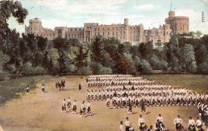 Windsor Castle Berkshire Chateau Schloss