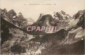 Old Postcard Pralognan La Vanoise