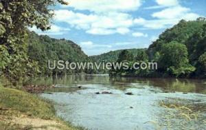 French Broad River Asheville NC Unused