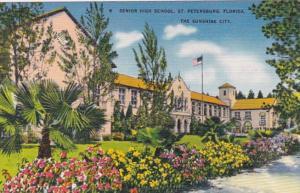 Florida St Petersburg Senior High School