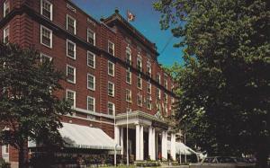 Hotel Charlottetown , P.E.I. , Canada , 50-60s