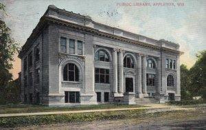 Library : APPLETON , Wisconsin , 00-10s