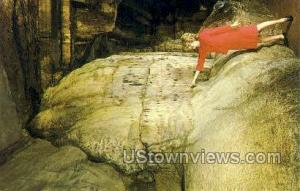 The Pipe Organ Howe Caverns NY Unused
