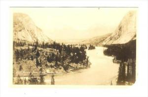 RP, Bow Valley From C.P.R. Hotel, Banff, Alberta, Canada, 1920-1940s
