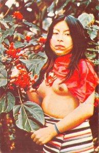 India Coloraa con Achiote Ecuador, Republica del Ecuador Unused