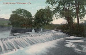WILLIAMSPORT , Pennsylvania, 00-10s ; On Mill Creek
